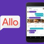 Google Allo Application