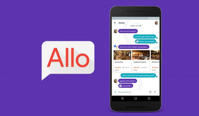 Google releases Allo: a smart messaging app powered by Google Assistant