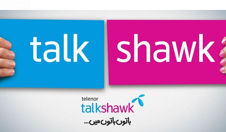 Telenor Talkshawk daily, 3 days, weekly & monthly call and SMS packages