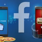 Facebook allows order food and buy ticket in-app