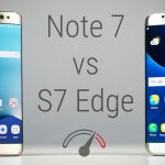 Note7 vs S7 Edge