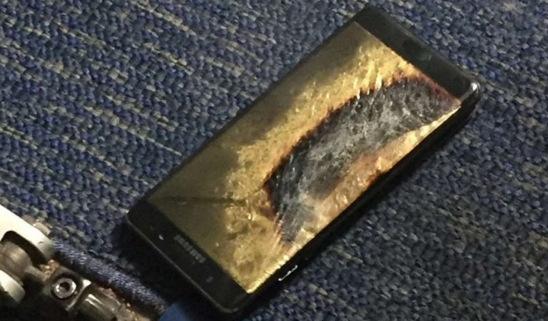 Samsung suspends Note 7 production after fresh explosions