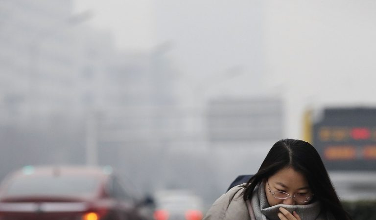 This is how China plans to turn smog into diamonds