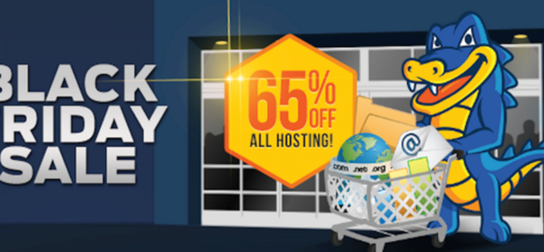 HostGator Black Friday & Cyber Monday Sale 2016: Up to 75% Discount
