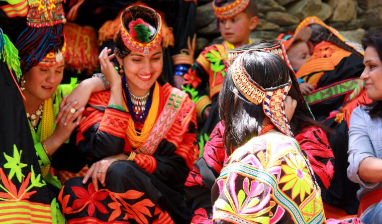 """Kalash"" a culture within a culture"