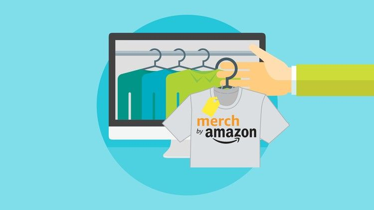 Do you want to have business with Amazon: Merch is here