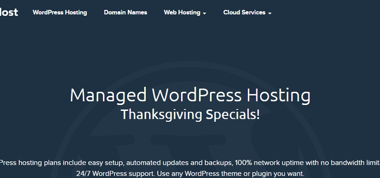 DreamHost 50% Off Web Hosting Black Friday & Cyber Monday Sale 2019