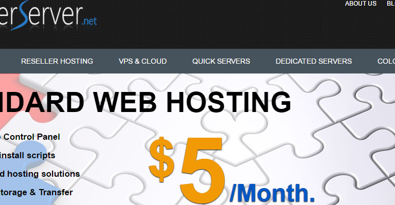 InterServer 50% Off Web Hosting Black Friday & Cyber Monday Sale 2016