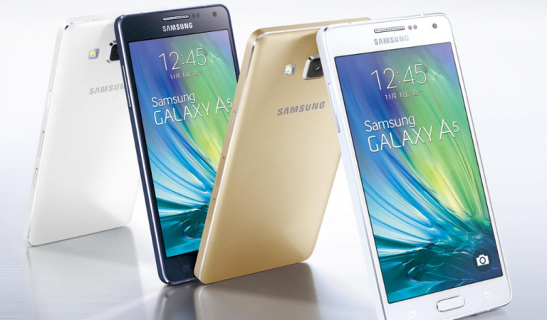 Samsung Announced The Launch Of A-Series Siblings