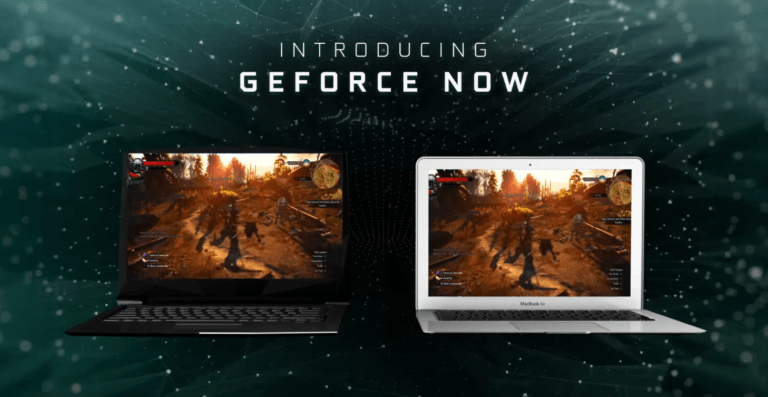"Nvidia reveales its new ""Geforce Now"" for PC and Macbook games"