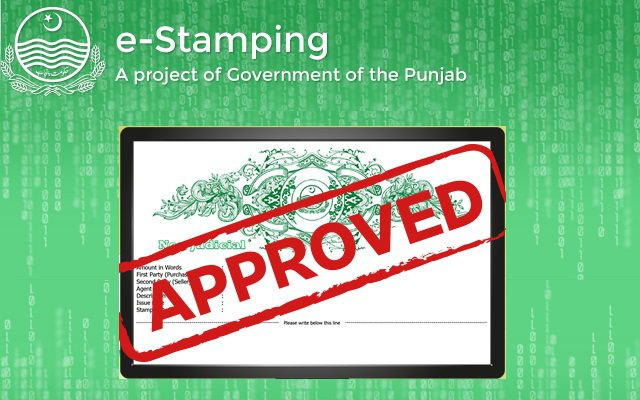Judicial E-Stamping System In 36 District Of Punjab