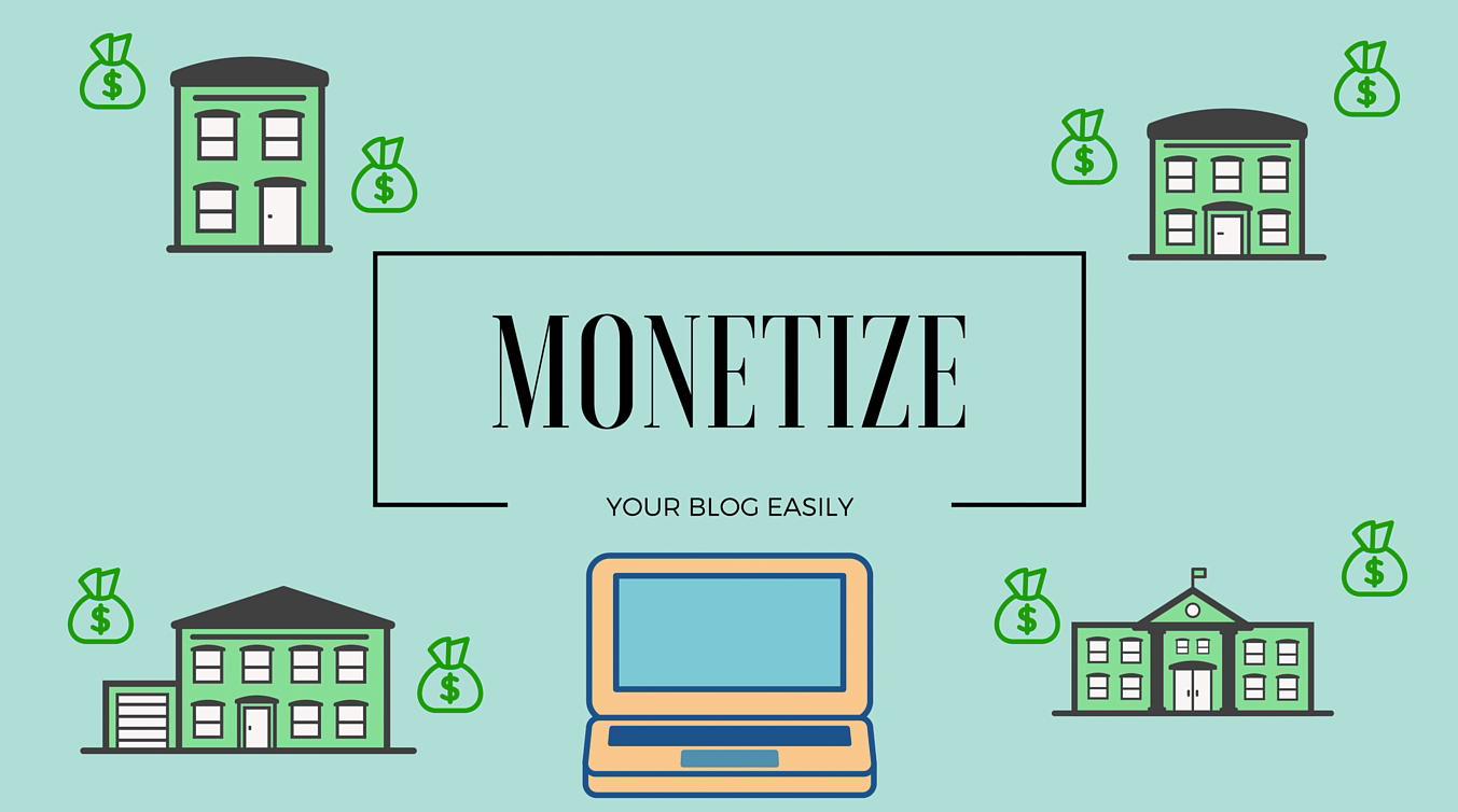 Ways to Monetize Your WordPress Blog