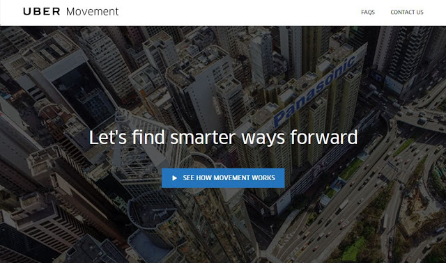 Uber Movement: Lets Find Smarter Ways Forward