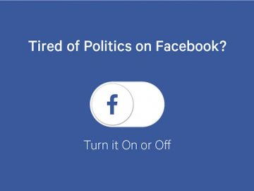 Politics-on-Facebook