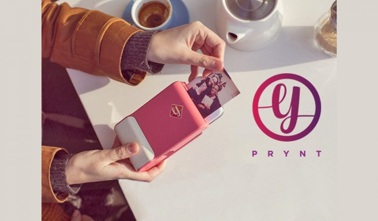 Meet the Prynt: A Phonecase That Prints Your Photographs