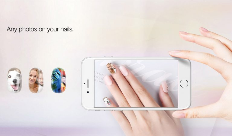 Now Print Any Design On Your Nail With O'2Nail
